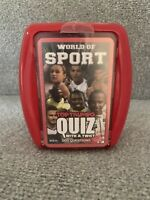Top Trumps Quiz WORLD OF SPORT Card Game - 500 Trivia Questions New & Sealed