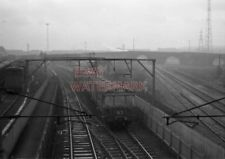 PHOTO  3 CAR SET FOR SPRINGBURN AT BARNHILL NO.65 ON INDICATOR BLIND. 1962