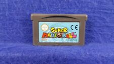 Gameboy Advance **SUPER MARIO BALL Official Cart Marioball GBA PAL