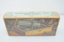 Vintage Avon Pepperbox Pistol - 1850 Everest Cologne