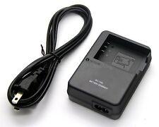 Battery Charger for Casio Exilim EX-ZR200 EX-ZR300 EX-ZR310 EX-ZR320 EX-ZR400