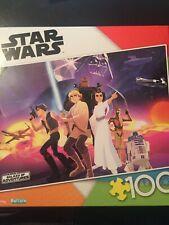 Buffalo Games 100 Piece Puzzle Disney STAR WARS