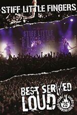 Stiff Little Fingers: Best Served Loud - Live At Barrowlands [DVD][Region 2]