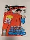 Superman #16 April 1988 DC Comics Byrne Kesel 1st App NEW SUPERGIRL