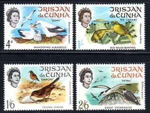 TRISTAN DA CHUNA      1967 BIRDS   LMM