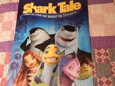 Dreamworks 2004 SHARK TALE Blockbuster PROMO POSTER (Thick Glossy Composite) Ltd