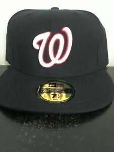 Vintage 2005 Washington Nationals road cap Brand New by New Era