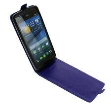 Tasche für Acer Liquid E700 FlipStyle Handytasche Schutz Hülle Flip Case Blau