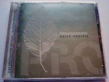 PROCEDURE - SHIFT PACIFIC - 2005 - EYESET WORLD RECORDS - CD -  NEW