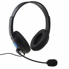 Deluxe Headset Headphone With Microphone for Xbox One & S Ps4 PC Mac Tablets