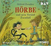 OTFRIED PREUßLER - HÖRBE UND SEIN FREUND ZWOTTEL   CD NEW