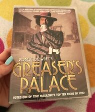 Greaser's Palace (DVD) 1972. RARE - HTF - WS - Robert Downey. •SEALED• :)