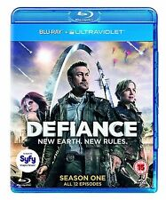 Defiance Complete Series 1 Blu Ray All Episode First Season UK Release R2 NEW