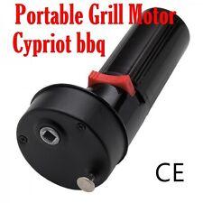 Εlectric Grill Motor BBQ Cypriot Rotisserie 1.5v battery Cyprus Foukou Portable