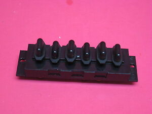 USED FACTORY ORIGINAL MAYTAG DISHWASHER PUSH BUTTON CONTROL SWITCH 903077