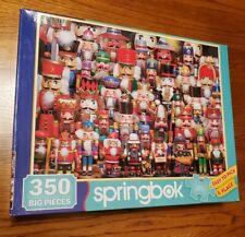 "350 BIG Piece Jigsaw Puzzle, NUTCRACKER COLLECTION, 18"" X 23.5"""