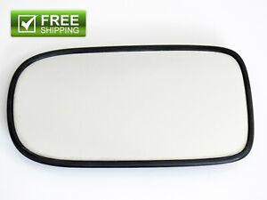 1995-2003 Jaguar Vanden Plas Driver Side Left Heated Mirror Glass OEM