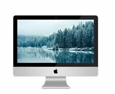 """Late 2015 4K 21.5"""" iMac 3.1GHz i5/16GB/512GB Flash/Iris 6200 MK452LL/A"""