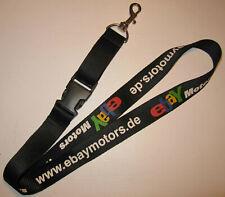 Ebay Motors Schlüsselband Lanyard NEU (T203)