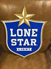 VINTAGE LONE STAR BEER METAL SIGN