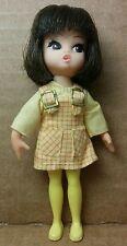 Hasbro Dolly Darlings Lemon Drop Uneeda Tiny Teen Vintage 70s Topper Dawn Clone