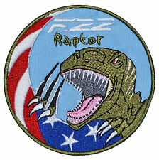 New design for USAF F-22 Raptor patch US AIR FORCES