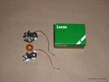 GENUINE LUCAS 54415803 Points Contact Set PAIR '64-'67 Triumph 500 650 T100 T120