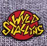 Wyld Stallyns Enamel Pin Bill & Ted Pin Funny Retro Movie Lapel Pin Keanu Reeves