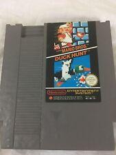 Gioco  2 in 1: Super Mario Bros. / Duck Hunt Nes Nintendo