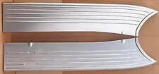 1940-1941 FORD pickup truck stamped steel running boards-As original US Made !!