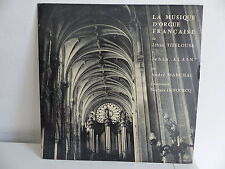 Musique d orgue francaise JEHANN TITELOUSE / Jehan ALAIN par ANDRE MARCHAL CND19