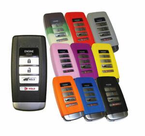 Acura Keyless Entry Smart Remote Rubber Fob Cover MDX RLX TLX ILX RDX Clicker