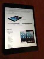 Apple Ipad Mini 1 Wifi 16gb più custodia nuova similpelle floreale  Usato