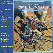 Sillage, 4, Le Signe des démons, Buchet, Morvan, Delcourt, EO, 2001, EN, C