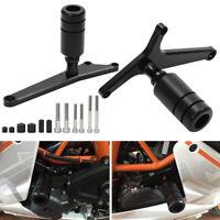 Frame Slider Crash Protectors Kit Fit for RC390 RC125 RC200 14-18