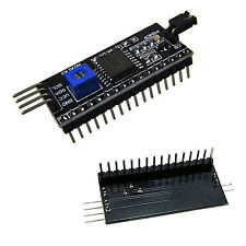IIC/I2C/TWI/SPI Serial Interface Board Module for Arduino 1602LCD Display