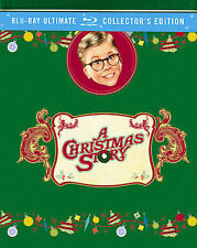 A Christmas Story (Blu-ray Disc, 2008, Ultimate Collectors Edition)