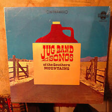 THE EVEN DOZEN JUGBAND JugBand Songs Of The Southern Mountains SEALED! RARE 1964