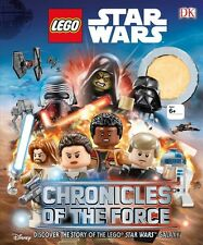 LEGO Star Wars: Chronicles of the Force Book - NO MINI FIGURE