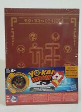 NEW Hasbro Yokai Yo-kai Watch Medallium Collection Book Collect Medal Page Sheet