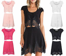 Unbranded Lace Stretch, Bodycon Short/Mini Dresses