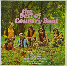"""12"""" LP - Jirí Brabec & His Country Beat - The Best Of Country Beat - k5476"""