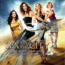 Sex and the City-2010-Score-Original Movie Soundtrack CD