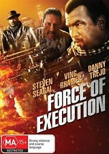 Force of Execution NEW R4 DVD