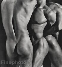 1986 Vintage MALE NUDE Torso 3 Men Body Butt Physique Photo Art HERB RITTS 16x20