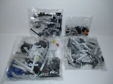 Sealed LEGO Mindstorm NXT 2.0 Poly Bags #8547 Launcher Zamor Balls