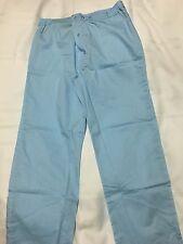 NEW UNICOR Men's Trousers Pajama Pants Light Blue Medium
