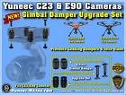 Yuneec C23-E90 Camera Gimbal Damper Upgrade Set