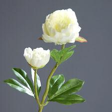 Pfingstrose Rose Seidenblume Kunstblume rosa 30 cm 304222-10 F64