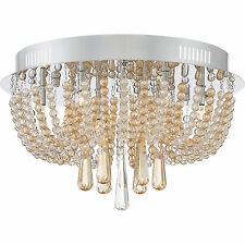 "Quoizel PCAG1616C - Platinum Collection Angelica Medium Flush Mount 15.8""W 1-Lgt"